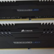 Corsair vengeance led ddr4 frontal