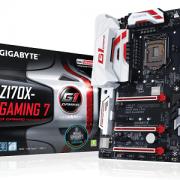 Gigabyte Z170X Gaming 7 exposicion