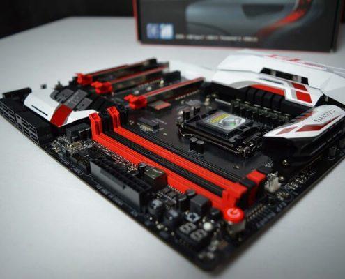 Gigabyte Z170X Gaming 7 ram
