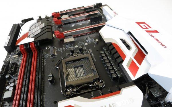 Gigabyte Z170X Gaming 7 socket