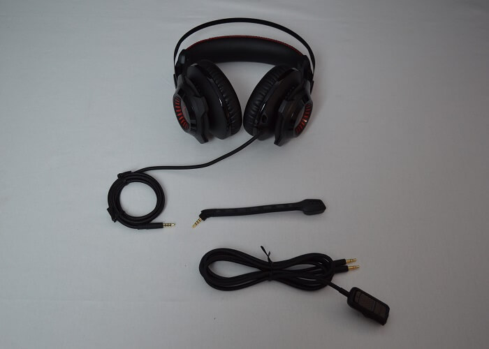 hyperx cloud revolver cables
