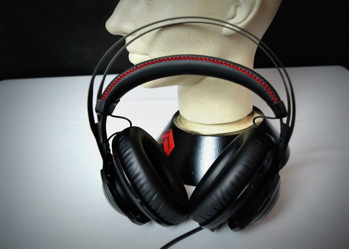 hyperx cloud revolver vista general