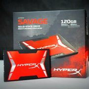 Kingston Savage 120GB Review