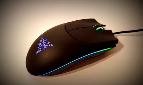 Razer DiamondBack Chroma spectrum