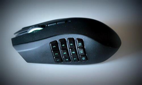 Razer Naga Epic Chroma botones