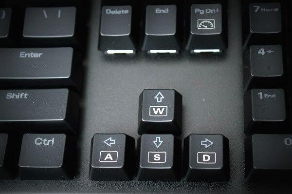 Sharkoon SGK1 cursores