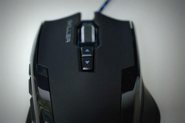 Sharkoon SGM1 botones dpi