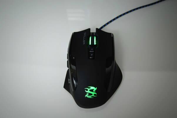 Sharkoon SGM1 led verde