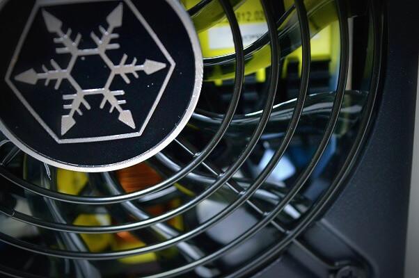 Silverstone SX500-LG ventilador