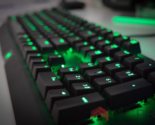 Review Razer Blackwidow X Chroma