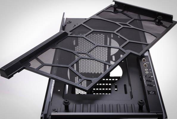 Corsair crystal 570x rbg review pcpro - Quitar cristal templado ...
