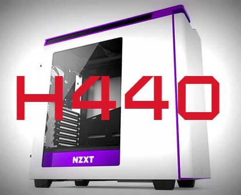 NZXT H440 PCPRO