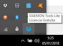 daemon instalado