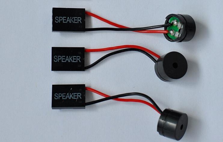 speaker placa base