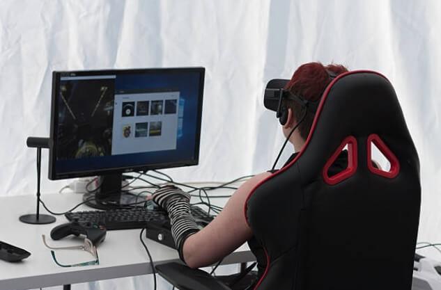 silla gamer barata