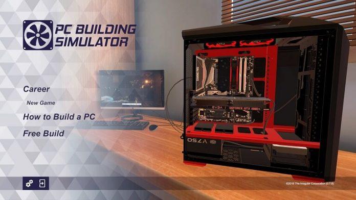 pc gaming simulator