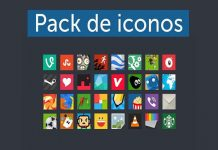 Pack iconos Windows