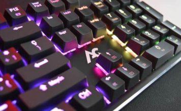teclados gaming 2019